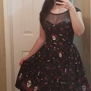 Shell bunny dress